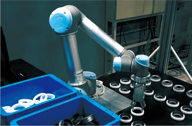 生産現場の自動化